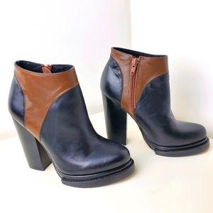 Aldo ankle boots black size 6